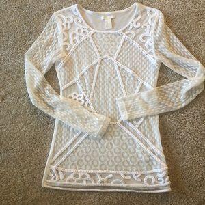 H&M Textured Shirt